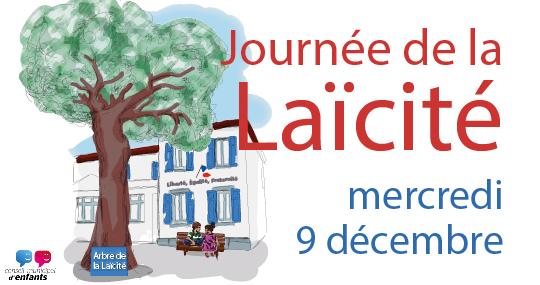 Journée de La Laïcité, Monsieur Fito invité de France Bleu Belfort – Montbéliard