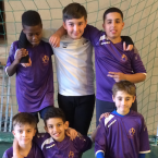 3ème au Futsal !